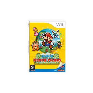 Photo of Super Paper Mario (Wii) Video Game