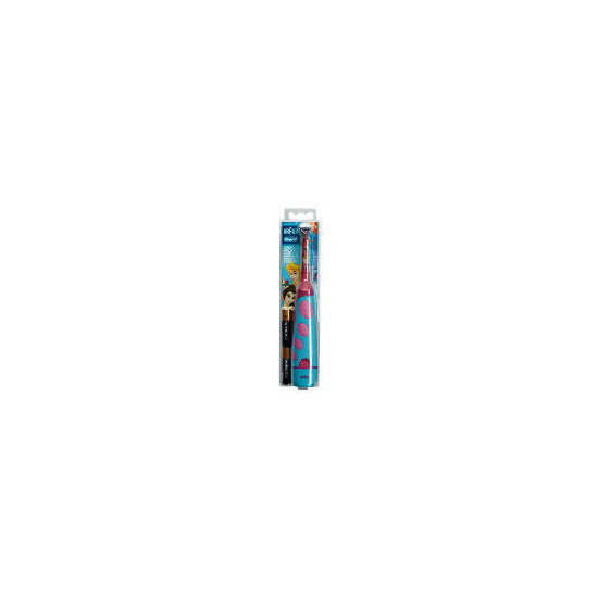 Oral-B D2 Kids Disney Battery Toothbrush