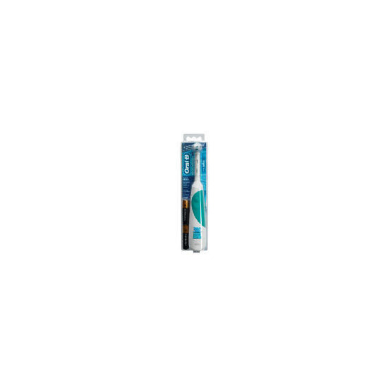 Oral-B D4 Advance Power 400 Battery Toothbrush