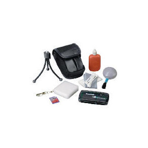 Photo of Camlink Digital Camera Starter Kit With 1GB SD Card Camera Case