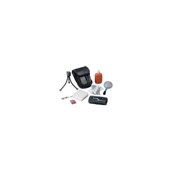 Camlink Digital Camera Starter Kit with 1GB SD Card