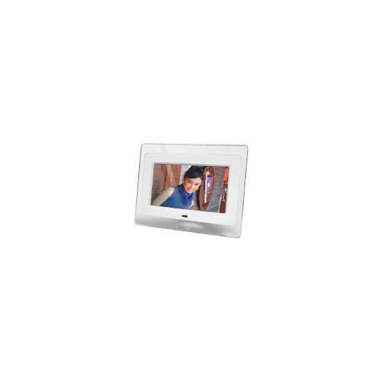 "Texet 7"" Bluetooth Digital Photo Frame"