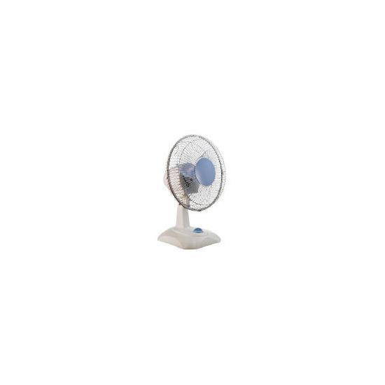 """Tesco DF96 9"""" Desk Fan"""