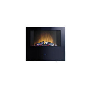 Photo of Dimplex OBS20 Obsidian Wall Hung Electric Fire Electric Heating