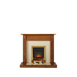 Valor Adelaide Finished Traditional Electric Fire Suite Reviews