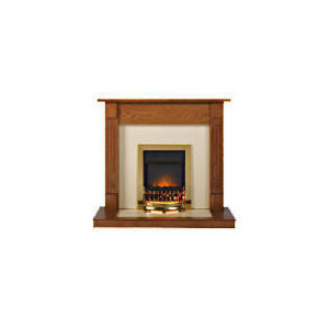 Photo of Valor Adelaide Finished Traditional Electric Fire Suite Electric Heating