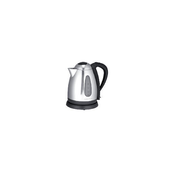 Morphy Richards 43069 Cordless Metal Jug Kettle