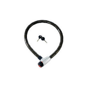 Photo of Activequipment Armoured Steel Cable Lock Cycling Accessory