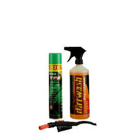 Weldtite Cleaning Kit Reviews