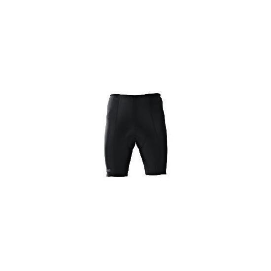 Gents Cycle Shorts Black/Reflective S