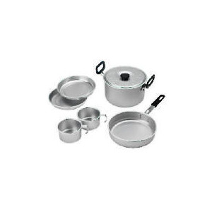 Photo of Tesco 2 Person Cook Set Cookware