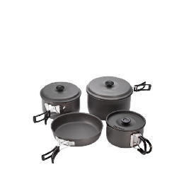 Campingaz Anodised 8 Pieces Cook Set Reviews