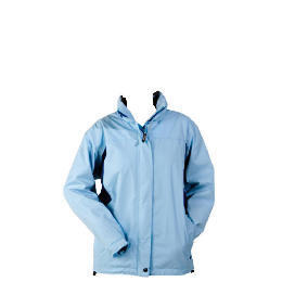 Gelert Trinidad Womens Jacket Sky Blue/Navy M Reviews