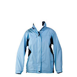 Gelert Trinidad Womens Jacket Sky Blue/Navy S Reviews