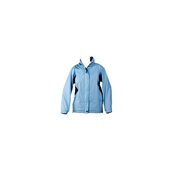 Gelert Trinidad Womens Jacket Sky Blue/Navy S