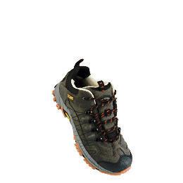 Gelert Langley Mens Shoes 11 Anthracite/Ochre Reviews