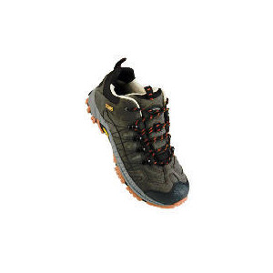Photo of Gelert Langley Mens Shoes 11 Anthracite/Ochre Shoes Man