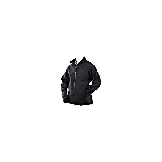 Gelert Mens Ottawa Soft Shell Jacket Black L