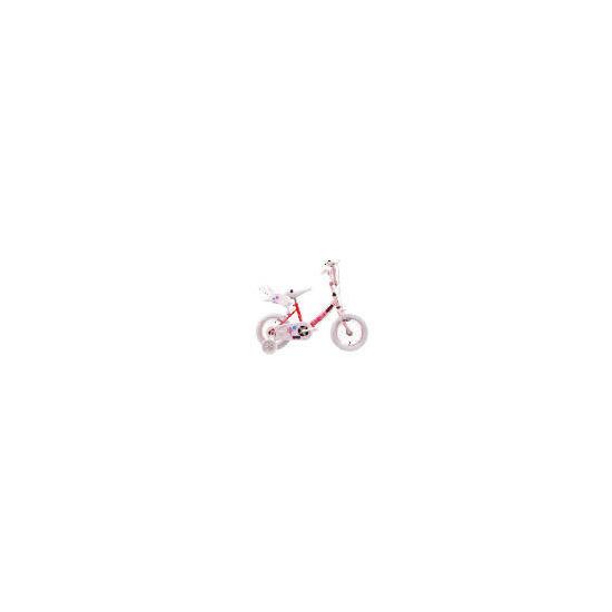 """12"""" Pink Angels Bike"""