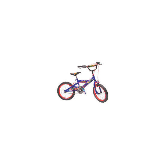 """Power Rangers 16"""" Bike"""