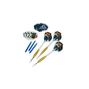 Photo of Winmau Andy Fordham 90% Tungsten Darts (Gold) Sports and Health Equipment
