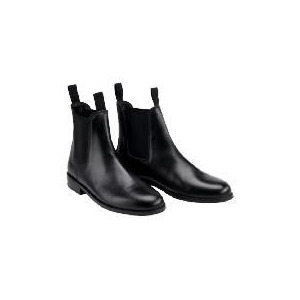 Photo of Tesco  Black Jodhpur Boots Size 38/5 Sports and Health Equipment