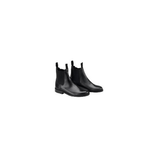 Tesco Childrens Black Jodhpur Boots Size 33/13