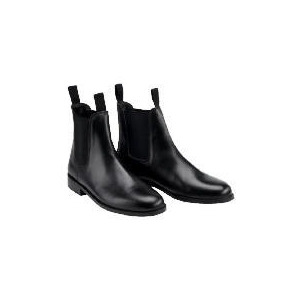 Photo of Tesco  Black Jodhpur Boots Size 36/3 Sports and Health Equipment