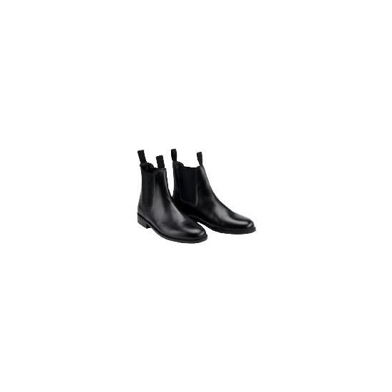 Tesco  Black Jodhpur Boots Size 37/4