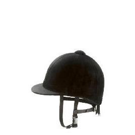 Tesco Black Horse Riding Helmet 56 cm Reviews