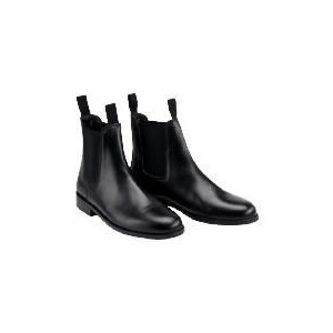 Photo of Tesco  Black Jodhpur Boots Size 39/6 Sports and Health Equipment