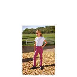 Tesco Girls Heavy Duty Jodhpurs, Pink, Age 7-8 Reviews