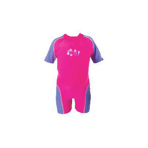 Photo of Zoggs Sun Protection Floatsuit Pink 2-3 Years Sports and Health Equipment