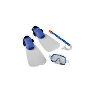 Photo of Speedo Junior Scuba Set Blue Small Sports and Health Equipment