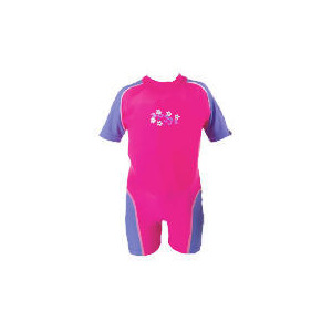 Photo of Zoggs Sun Protection Floatsuit Pink 1-2 Years Sports and Health Equipment