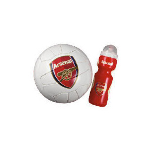 Photo of Arsenal Captains Football + Waterbottle Sports and Health Equipment