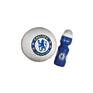 Photo of Chelsea Captains Football + Waterbottle Sports and Health Equipment
