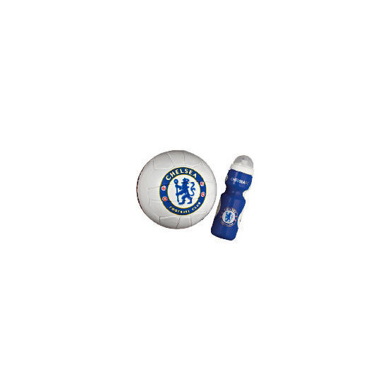 Chelsea Captains Football + Waterbottle