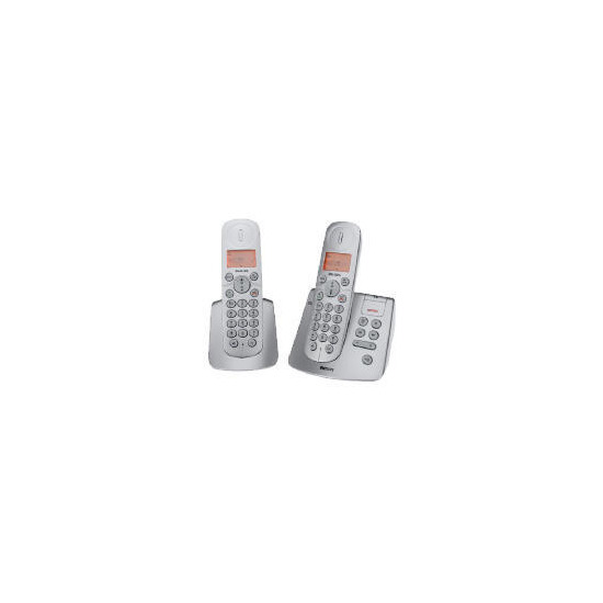 Philips CD2452S DECT Phone Twin