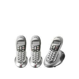 Tesco ARC202 Cordless Triple Pack DECT Phone Reviews