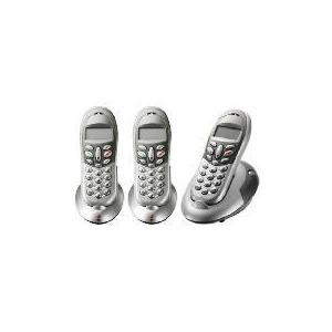 Photo of Tesco ARC202 Cordless Triple Pack DECT Phone Landline Phone