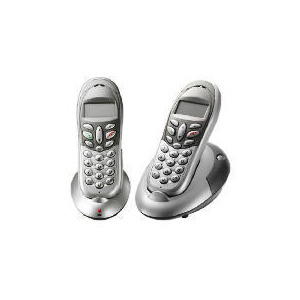 Photo of Tesco ARC201 Cordless Twin Pack DECT Phone Landline Phone