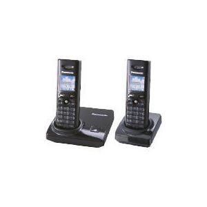 Photo of Panasonic KX-TG8202 DECT Phone Twin Landline Phone