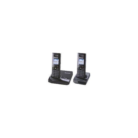 Panasonic KX-TG8202 DECT Phone Twin