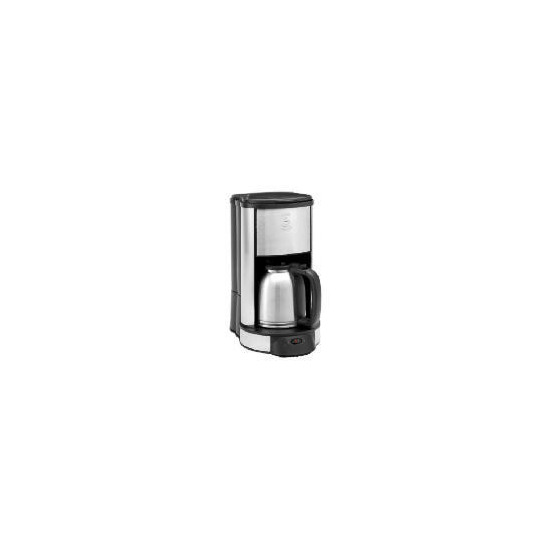Tesco CM16 Coffee Maker SS