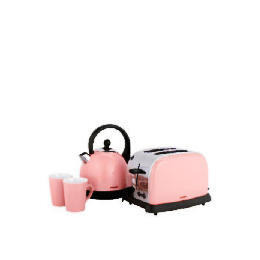 Hinari Kettle & Toaster Pack 2KTMSSPNK Reviews