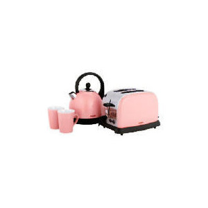 Photo of Hinari Kettle & Toaster Pack 2KTMSSPNK Toaster