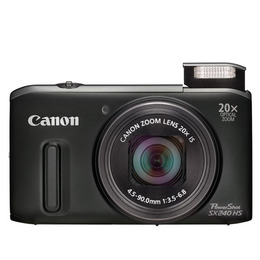 Canon PowerShot SX240 HS Reviews