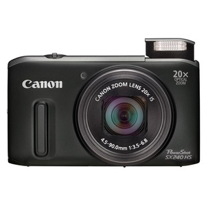 Photo of Canon PowerShot SX240 HS Digital Camera