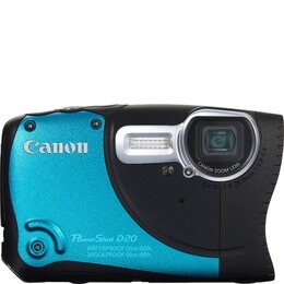 Canon PowerShot D20 Reviews